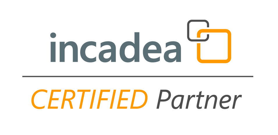 incadea partner logo Certified partner